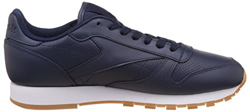 Basket Mode PG 5 Homme Reebok Bleu Leather CL 44 ZIzqxxv6