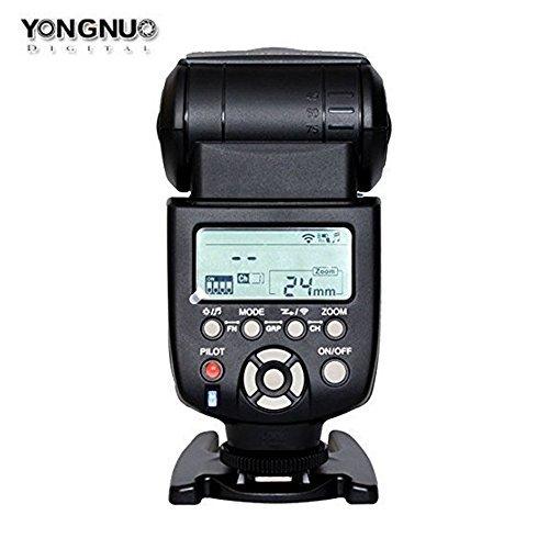 Yongnuo YN560 III Professional Wireless Flash Speedlite+20 Color Filter+Flash Diffuser for Canon Nikon Pentax Olympus Sony by Standard hotshoe.