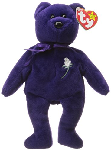 Beanie Baby Princess 1st Edition