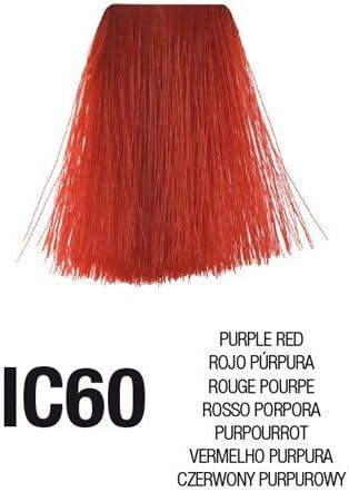 Tintura de crema postquam Linea Essential Color ic60 Rojo ...