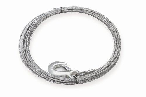 Superwinch 1513 Wire Rope - 7/32'' X 40' -replacement wire rope for X2 by Superwinch (Image #1)