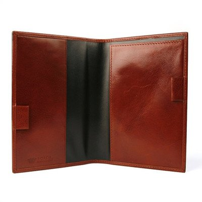 Bosca Old Leather Prescription Pad (Cognac) by Bosca (Image #3)