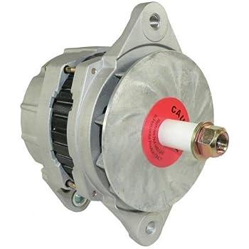 amazon.com: new truck alternator for delco 24si 160 amp ... delco 7si alternator wiring diagram delco industrial alternator wiring diagram