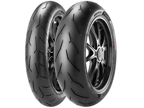 Pirelli Diablo Rosso Corsa Tire - Rear - 200/55ZR-17