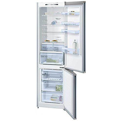 Bosch série 4kgn36vl35autonome 237L 87L a + + Acier Inoxydable Frigo et Congélateur–Réfrigérateur (autonome, dernier lieu, a + +, électrique, acier inoxydable, Sn, n, St, T)