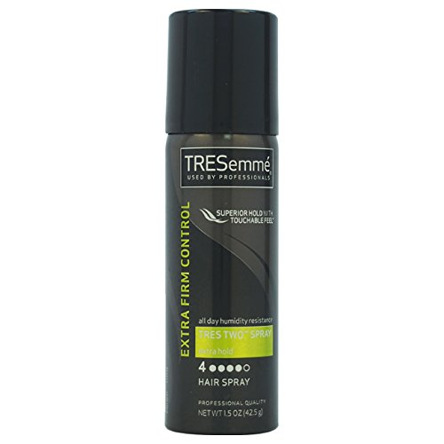 Price comparison product image Tresemme Extra Firm/Hold Control Tres Two Aerosol Hair Spray 1.5 oz