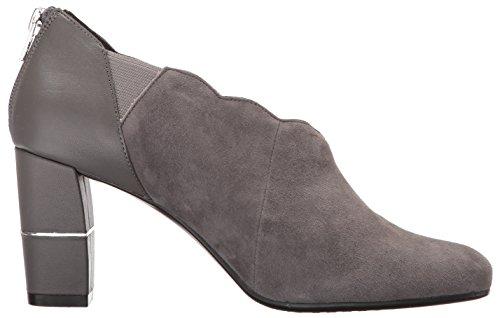Teleport Ankle Dark Gray Boot Aerosoles Women's Suede f6nqzz