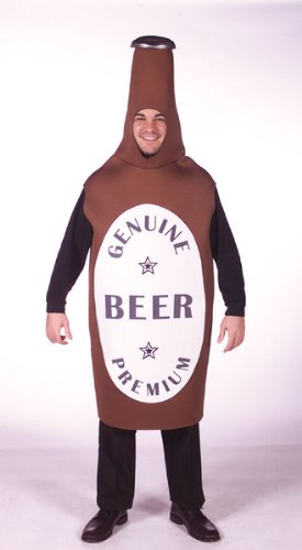 Costumes For All Occasions Gc7108 Beer Bottle