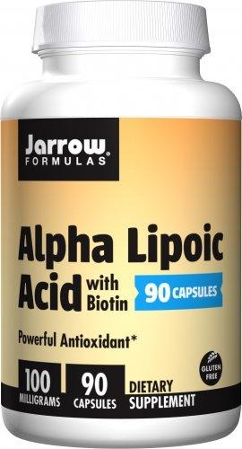 Jarrow Alpha Lipoic Acid 100 mg, 90 caps (Multi-Pack) by Jarrow Formulas