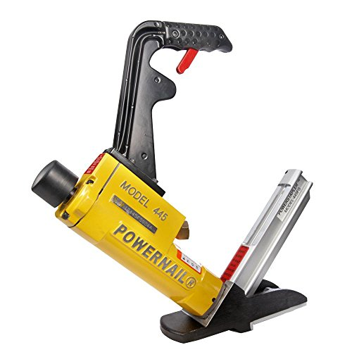 POWERNAIL 15.5-Gauge Pneumatic Hardwood Flooring PowerStapler