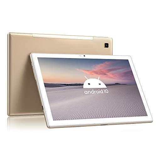 🥇 Tablet 10.1 Pulgadas 4G LTE+5G WiFi Android 10 Blackview Tab8
