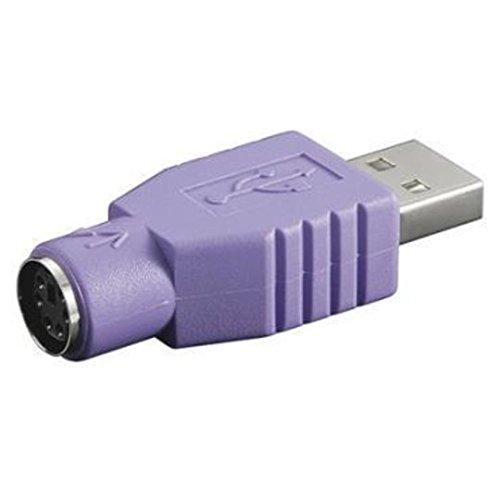 Nilox NX080500104 Cavo di Interfaccia e Adattatore USB 2 PS//2