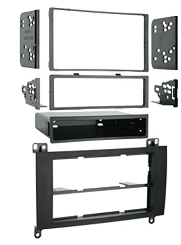 Metra 99-6512 Single DIN / Double DIN Installation Kit for 2007-2008 Dodge Sprinter - 2008 Sprinter Dodge Van