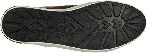 Blackstone Km99 - Zapatillas Hombre Marrón - Braun (Old Yellow)