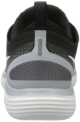 Women's Femme Fitness 2 Free Grey cool Nike White Black Beige de Grey dark RN Running Chaussures Distance Multicolore qcwzw48dBf