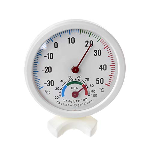 - Yuly Indoor Outdoor Thermometer Hygrometer Temperature New