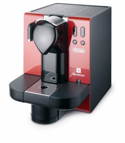 Kitchen Tools DeLonghi EN660.R Nespresso Lattissima Single-Serve Espresso Maker, Red