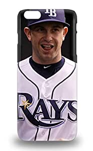 Excellent Iphone 6 Plus 3D PC Soft Case Tpu Cover Back Skin Protector MLB Tampa Bay Rays Evan Longoria #3 ( Custom Picture iPhone 6, iPhone 6 PLUS, iPhone 5, iPhone 5S, iPhone 5C, iPhone 4, iPhone 4S,Galaxy S6,Galaxy S5,Galaxy S4,Galaxy S3,Note 3,iPad Mini-Mini 2,iPad Air )