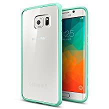 Galaxy S6 Edge Plus Case, Spigen Ultra Hybrid Galaxy S6 Edge Plus Case with Air Cushion Technology and Hybrid Drop Protection for Galaxy S6 Edge Plus 2015 - Mint