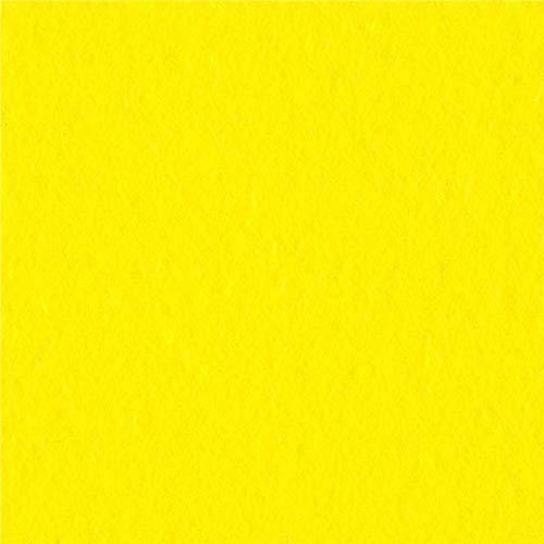 Canary Solid Fleece Fabric - 60