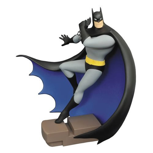 Diamond Select Toys DC Gallery Batman: The Animated Series Batman PVC Statue