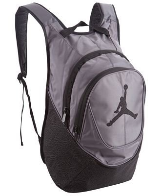 - Nike Air Jordan Ele-mentary Backpack for 15