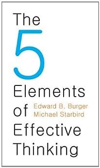 5 Elements Effective Thinking ebook product image
