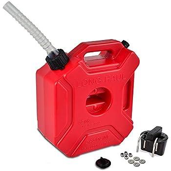 Amazon.com: YOUNGFLY - Contenedor de gasolina de 5 galones ...