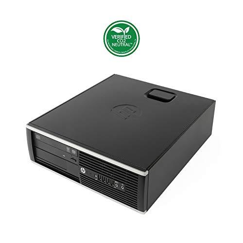 HP Compaq Elite 8300 SFF, Intel Core i7-3770 up to 3.4 GHz, 8GB RAM, 500 GB SATA Desktop Computer Windows 10 Pro (Renewed)
