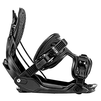 Image of Flow Alpha MTN Snowboard Bindings 2020 with Upgraded LSR Ratchets