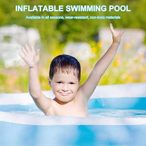 Opblaasbaar zwembad dik peuterbad zomer water partij aanbod voor baby kinderen volwassene