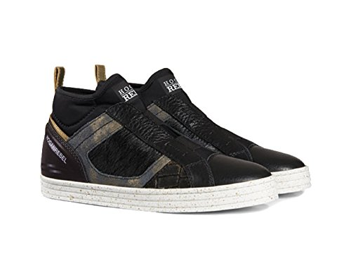 Damen Hogan Schwarzem Hogan Sneakers Sneakers rqIR4wq