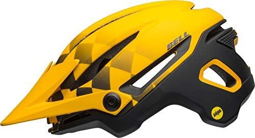 BELL SIXER MIPS Casco de Bicicleta, Unisex-Adultos, Amarillo y ...