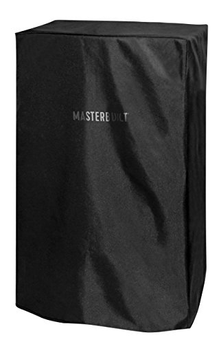 Masterbuilt MB20080319 Funda para ahumador eléctrico, 30 pulgadas, negra