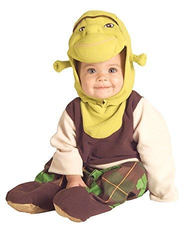 one size - Shrek Baby Bunting Costume