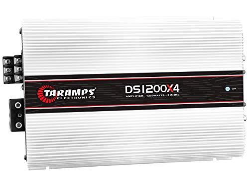(Taramp's DS 1200x4 2 Ohms 4 Channels 1200 Watts Amplifier )