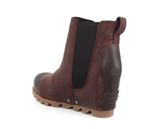 Sorel Damen Lea Wig Niet Shell Boot Redwood / Zwart