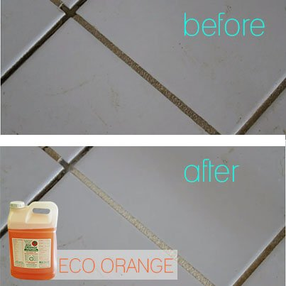 Eco Orange 1 Gallon Super Concentrate. Strongest All-Natural, All-Purpose Orange Citrus Cleaner. Makes up to 16 GALLONS after dilution. Non-Toxic, Allergy-Free, Eco-Friendly. Safe for Family, Pets. by Eco Orange (Image #1)