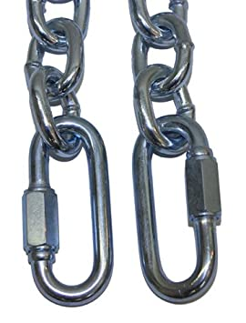 BUYERS Safety Chain 9/32' X 48', Manufacturer, Manufacturer Part Number: 11215 (5) (1)
