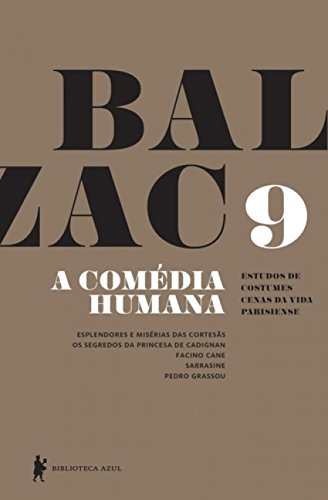 A Comédia Humana - Volume 9