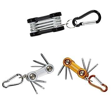 Takestop® Mini destornilladores 6 puntas destornillador Torx ...