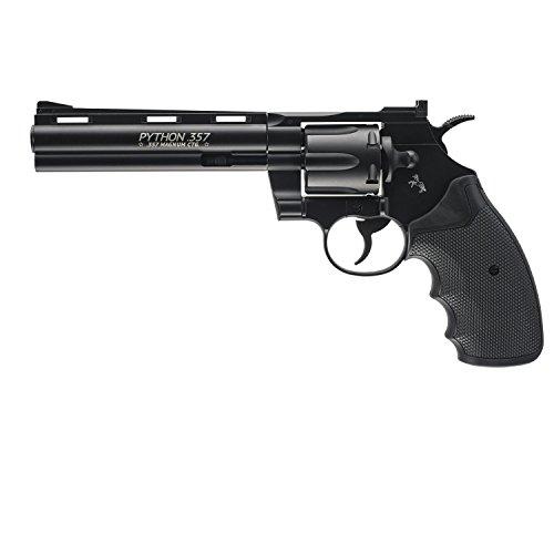 """Umarex Colt Python 6"""" .177 Steel BB Co2 Airgun Pistol"""