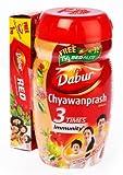 Cheap Dabur Chyawanprash 1 Kg + Free Dabur Red Tooth Paste 75g