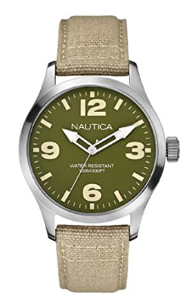 Armbanduhr Nautica Herren A11558g 102 Analog QuarzUhren Bfd uJcTl135FK