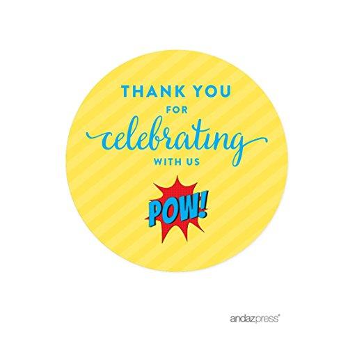 Andaz Press Birthday Celebrating Superhero product image
