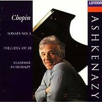 Chopin: Piano Sonata No.3 / 24 Preludes