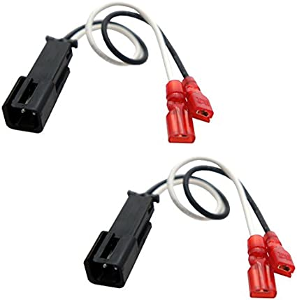 amazon.com: compatible with nissan rogue 2008-2011 factory speaker  replacement connector harness kit: car electronics  amazon.com