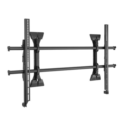 Chief XSM1U Fixed Wall Display Mount, Fusion X-Large Micro-Adjustable, 250 lb Weight Capacity, 26.25