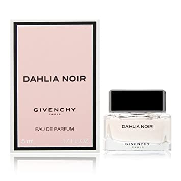 Amazon.com   Dahlia Noir by Givenchy 0.17 oz   5 ml EDP SPlash Women NEW IN  BOX MINI   Eau De Parfums   Beauty 83682358b7971
