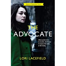 The Advocate: A Women of Redemption Suspense Thriller